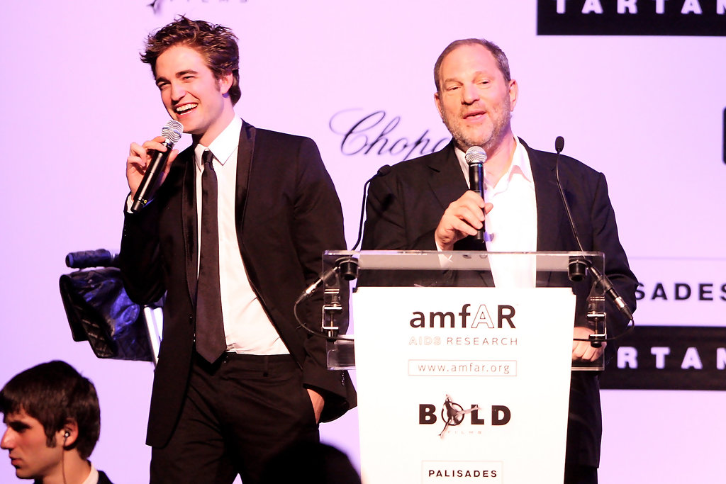Robert Pattinson in amfAR Cinema Against AIDS - Show ...