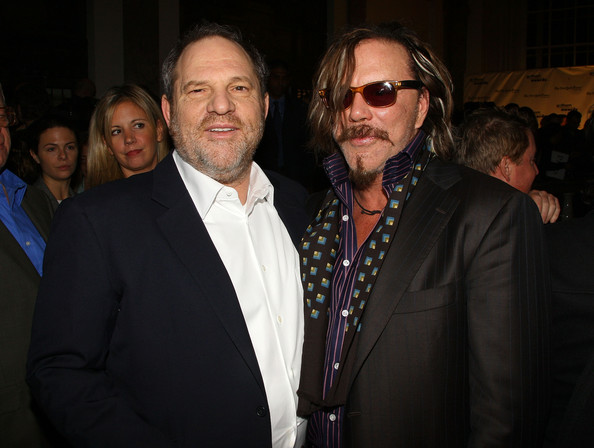 Harvey Weinstein in d18th Annual Gotham Independent Film ...