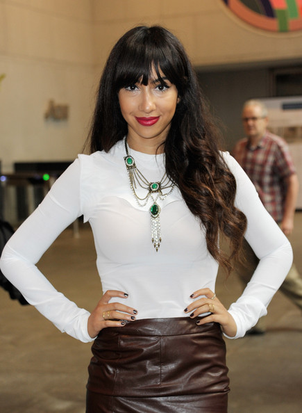 Den 31-år gammal, 175 cm lång Jackie Cruz in 2018 photo