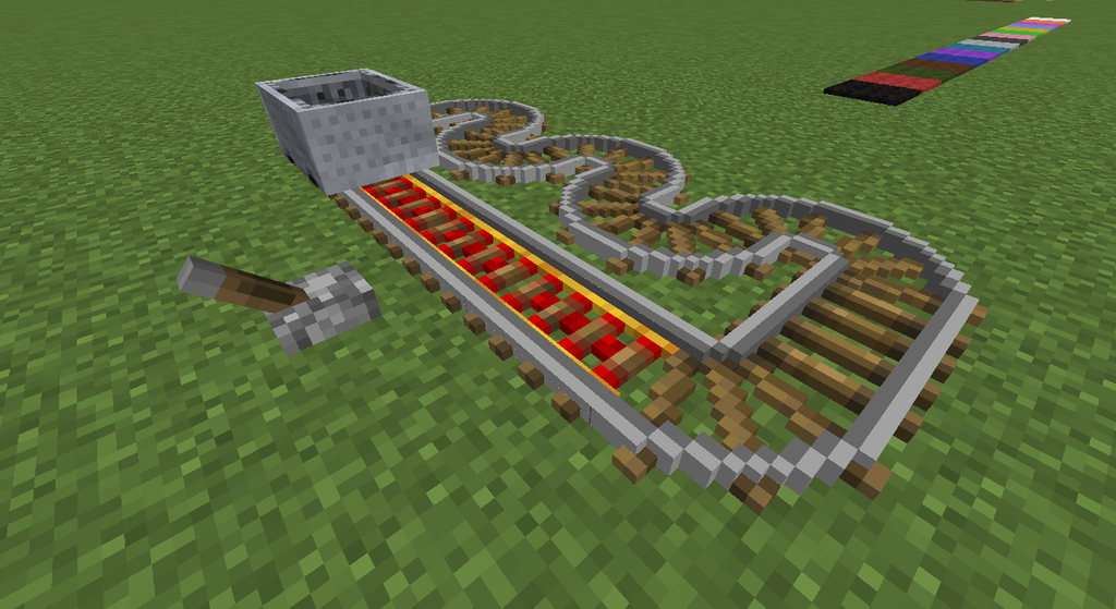 3DCraft Default 3D Models -NEW Ladders & Rails- - WIP ...