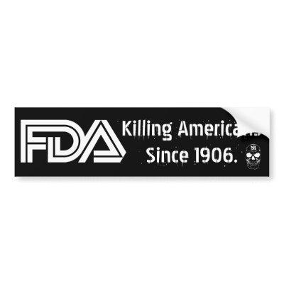 Bigger Fatter Politics: FDA Corruption