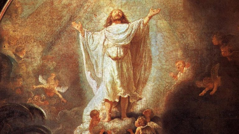 Jesus Reigns in Glory: the Ascension | St. Paul Center