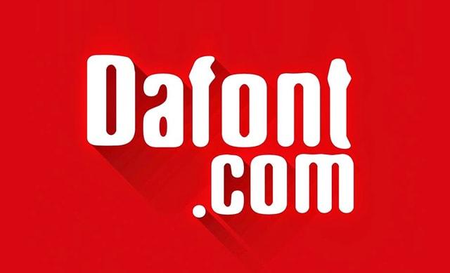 ¿Que es Dafont? | Agenciagraf : Agencia de Marketing ...