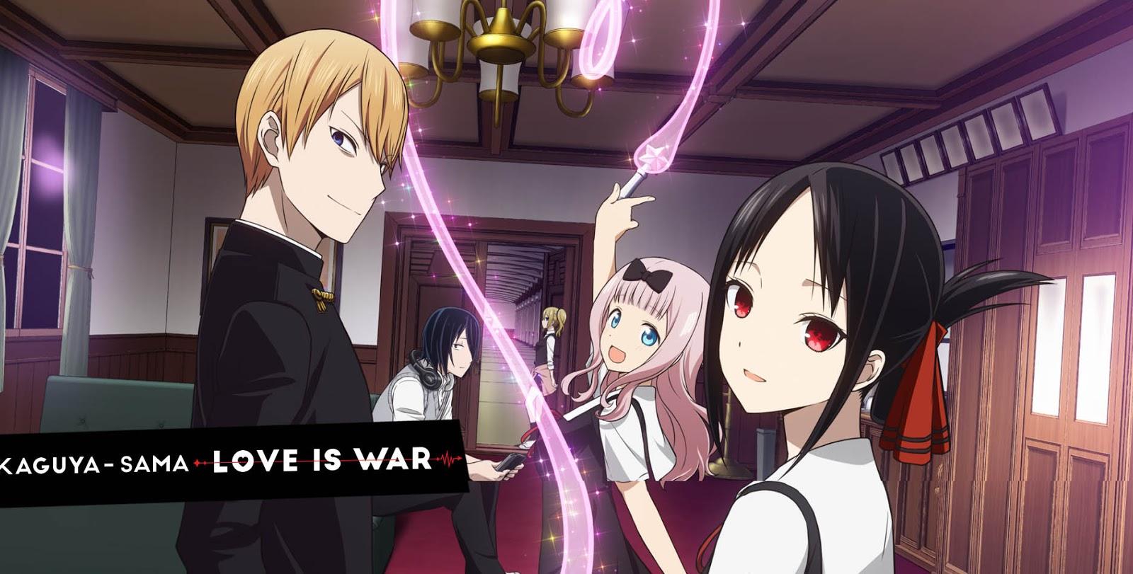 Kaguya-Sama: Love is War / Kaguya-sama wa Kokurasetai ...