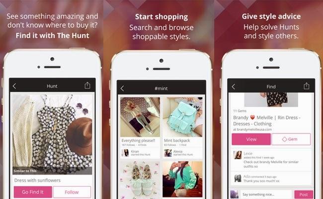 Go Ariana!: The Hunt: Fashion App