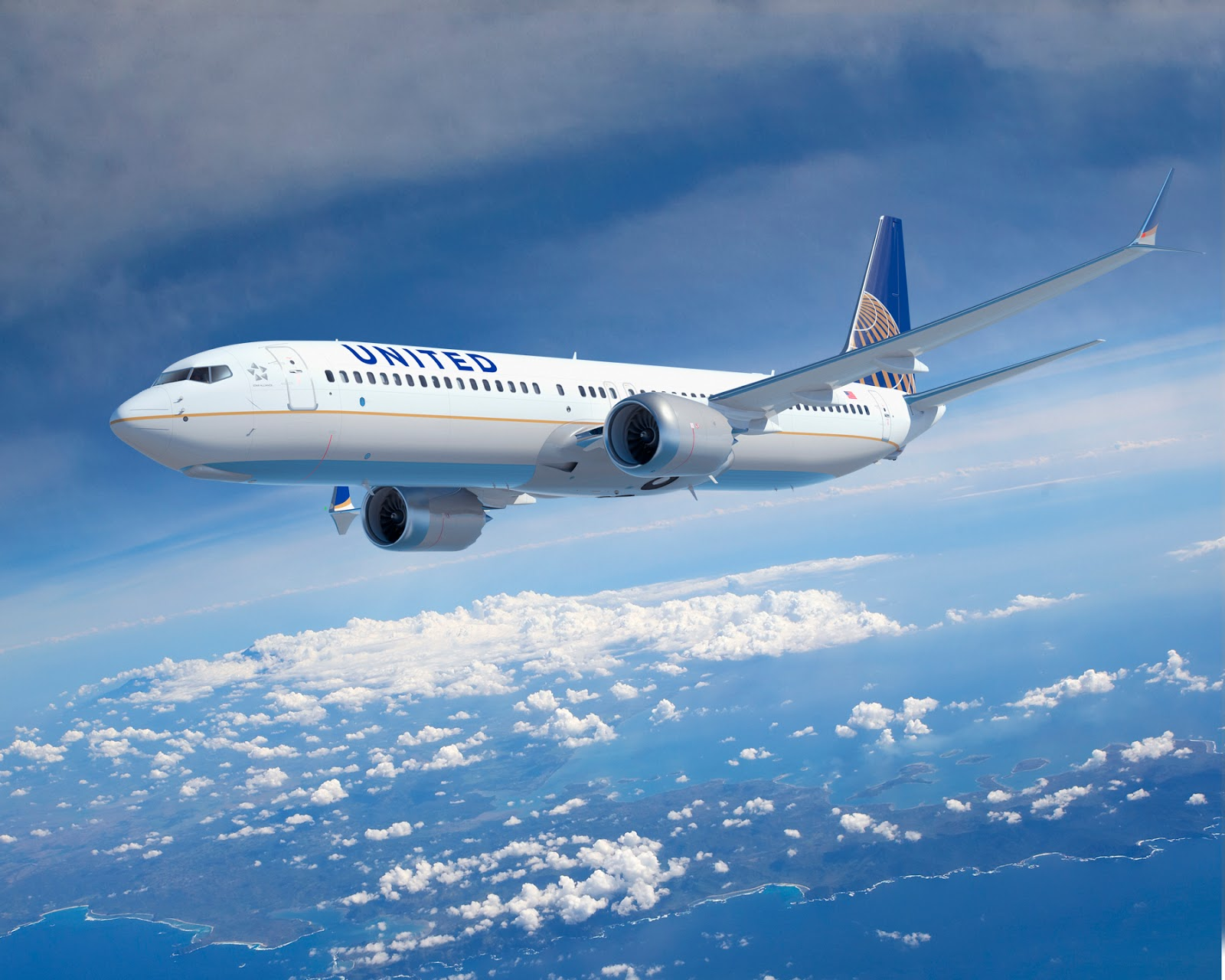 Air101: United Airlines Expands Spring Schedule