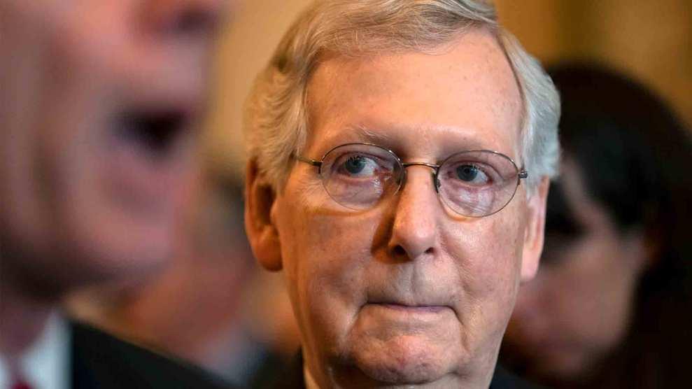 Debt Ceiling Capitulation Symbol of Token GOP Opposition