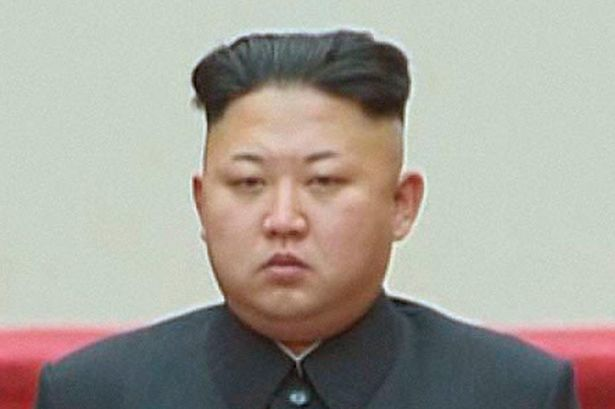 Kim Jong-un image