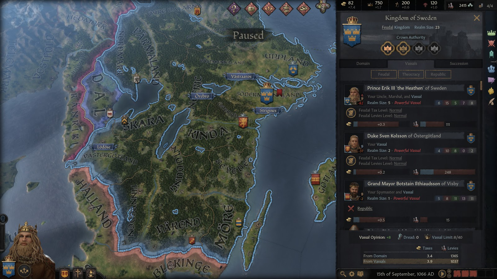Crusader Kings III Northern Lords-CODEX | Ova Games