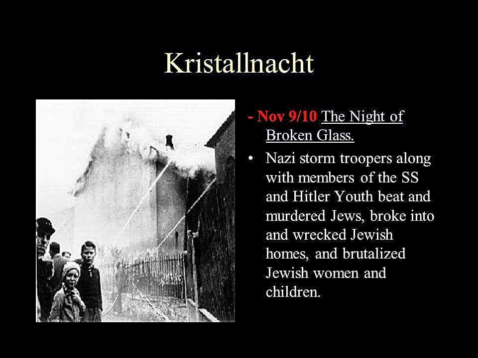 SlantRight 2.0: Kristallnacht, 2016