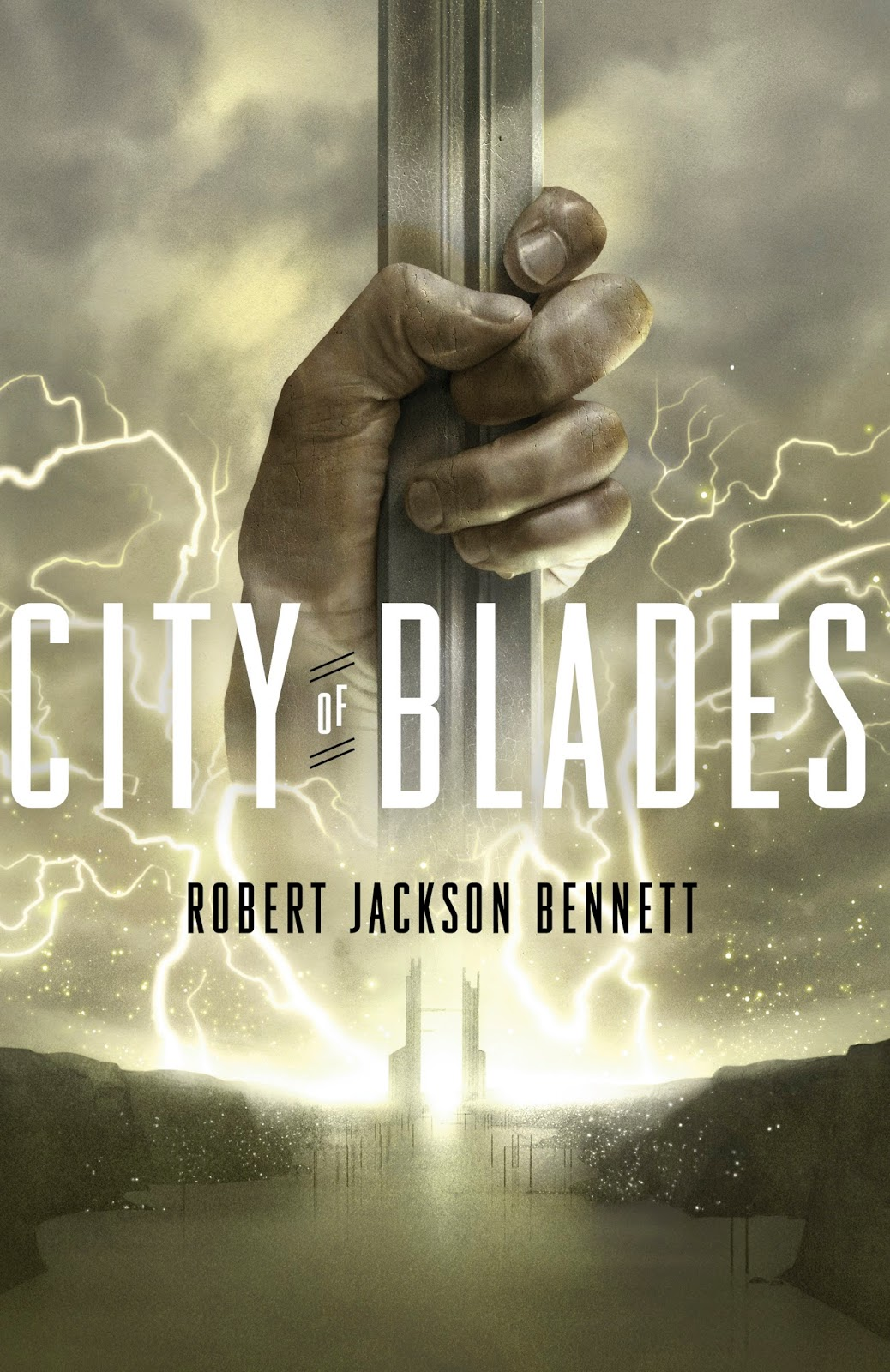 The Mad Professah Lectures: BOOK REVIEW: City of Blades by Robert Jackson Bennett