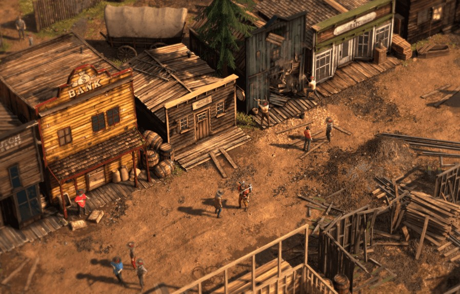 Review: Desperados III (Sony PlayStation 4) - Digitally ...