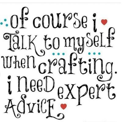 *{CraftChaos}*: Craft advise and coffee