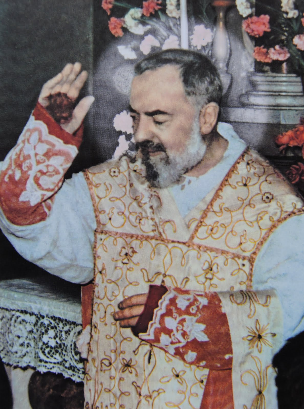 Orbis Catholicus Secundus: Catholic Culture: Stigmata