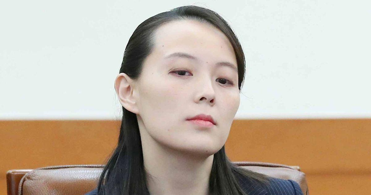 Kim Jong-Un's Powerful Sister Threatens Military Action Against South…