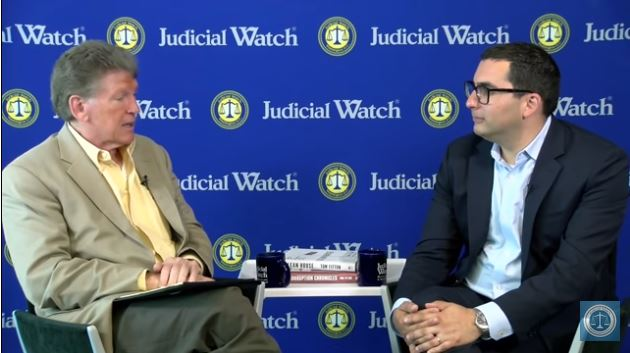 """Judicial Watch Attorney: """"There are 13,000 Pages"""" of ..."""