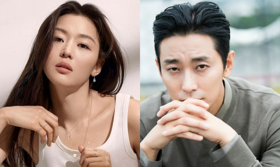 "Ju Ji Hoon and Jun Ji Hyun Confirmed to Work Together in New Drama Penned by ""Kingdom"" Writer ..."