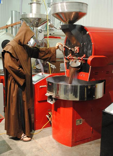 A Tasty Combination: Monks, Caffeine, and Catholicism