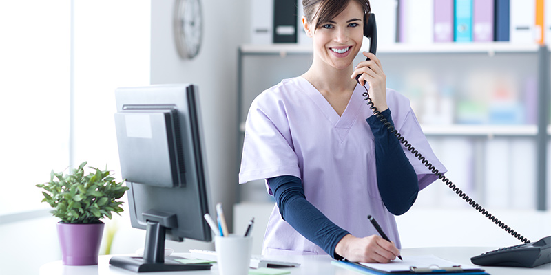 Q&A: Front Desk Success with Medical Receptionist ...
