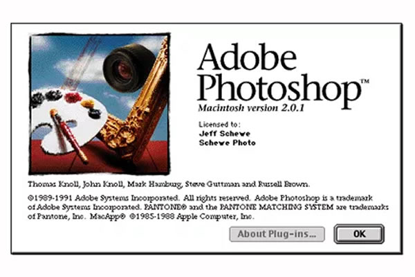 The Interesting History of Adobe Photoshop