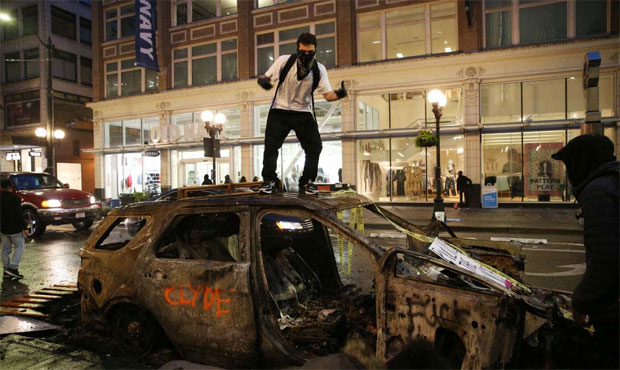 Dori: Seattle riots a stunning failure of political leadership