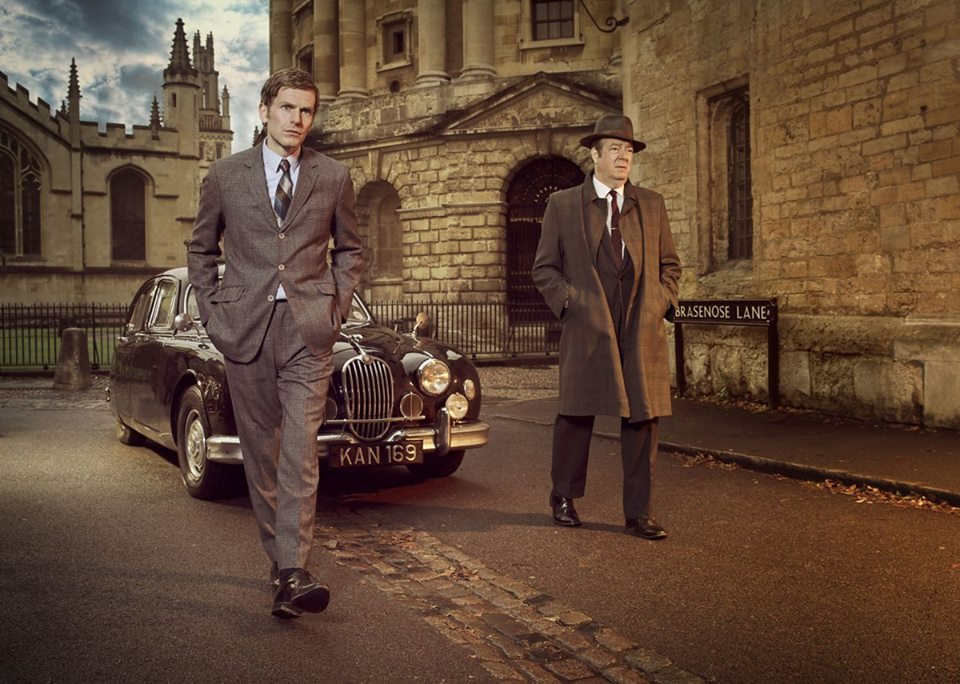 Longish: Endeavour Series 5 U.K. Air Date Revealed + First ...