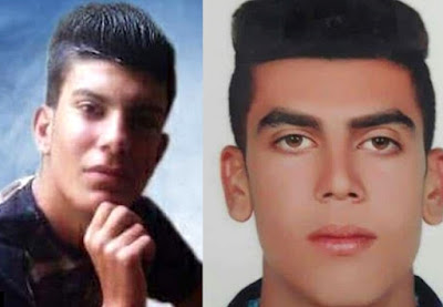Iran: Two 17-year-old boys flogged and secretly executed ...