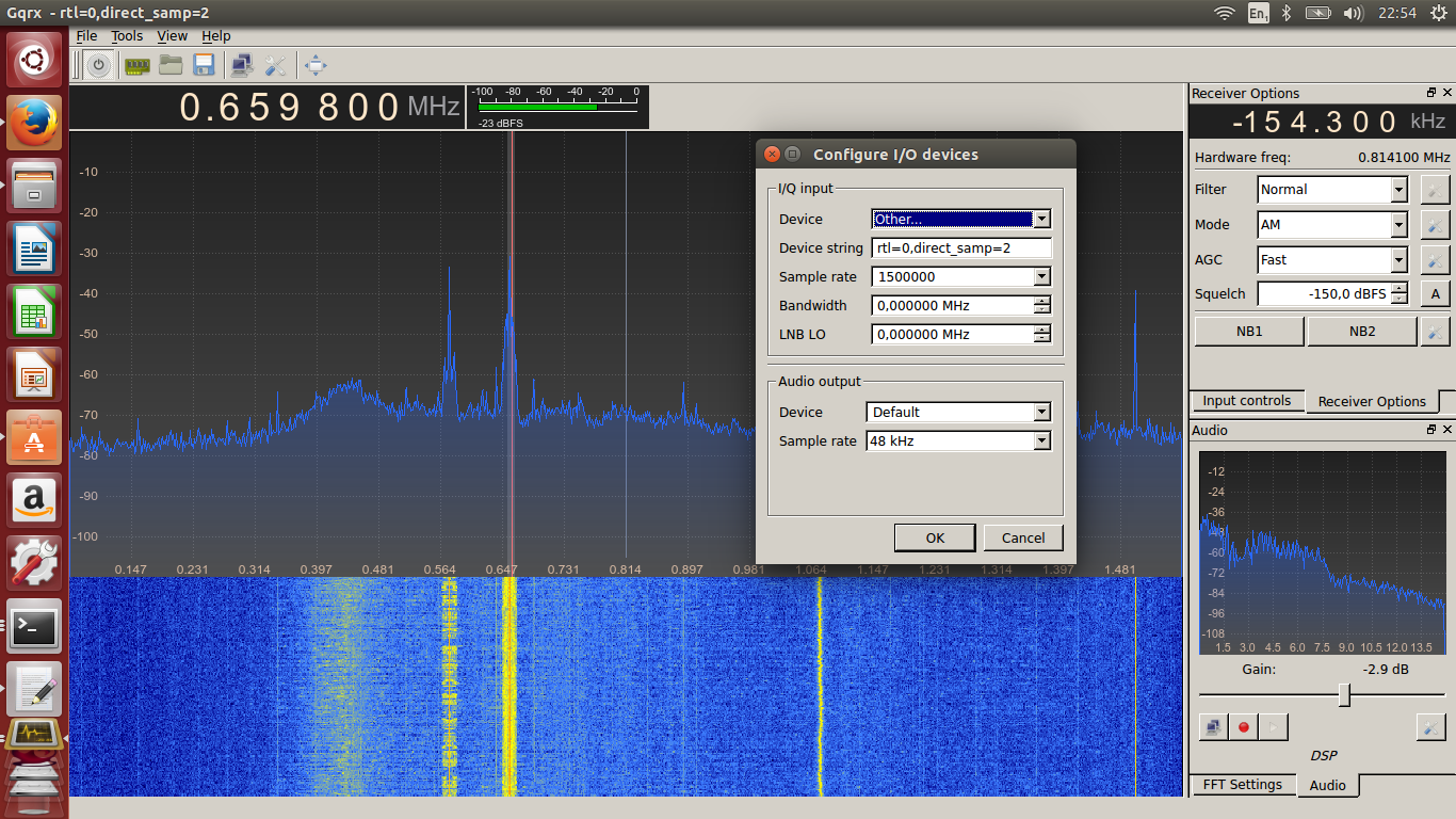 ZR6AIC: How to install Gqrx SDR software on Linux using ...