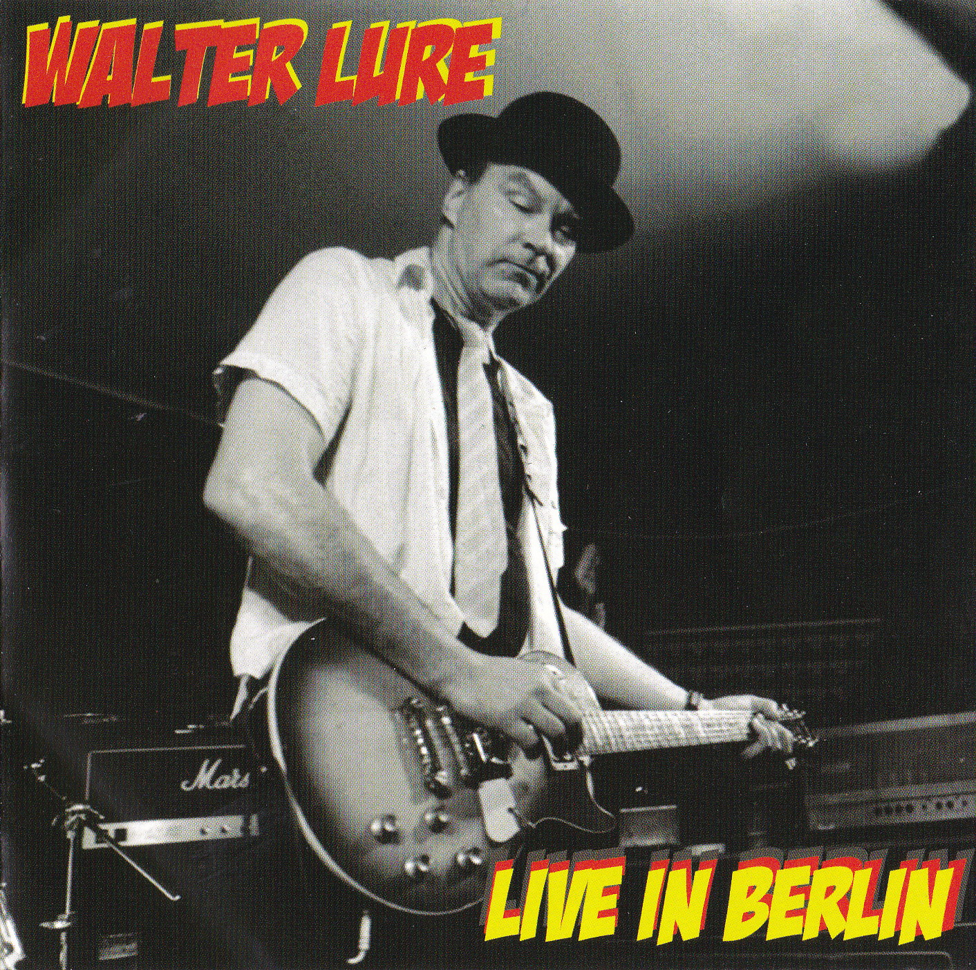RATBOY69: Walter LURE - Live in Berlin