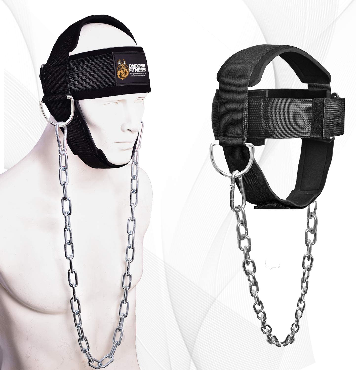 Jayefo Sports Neck Training Harness For Weightlifting