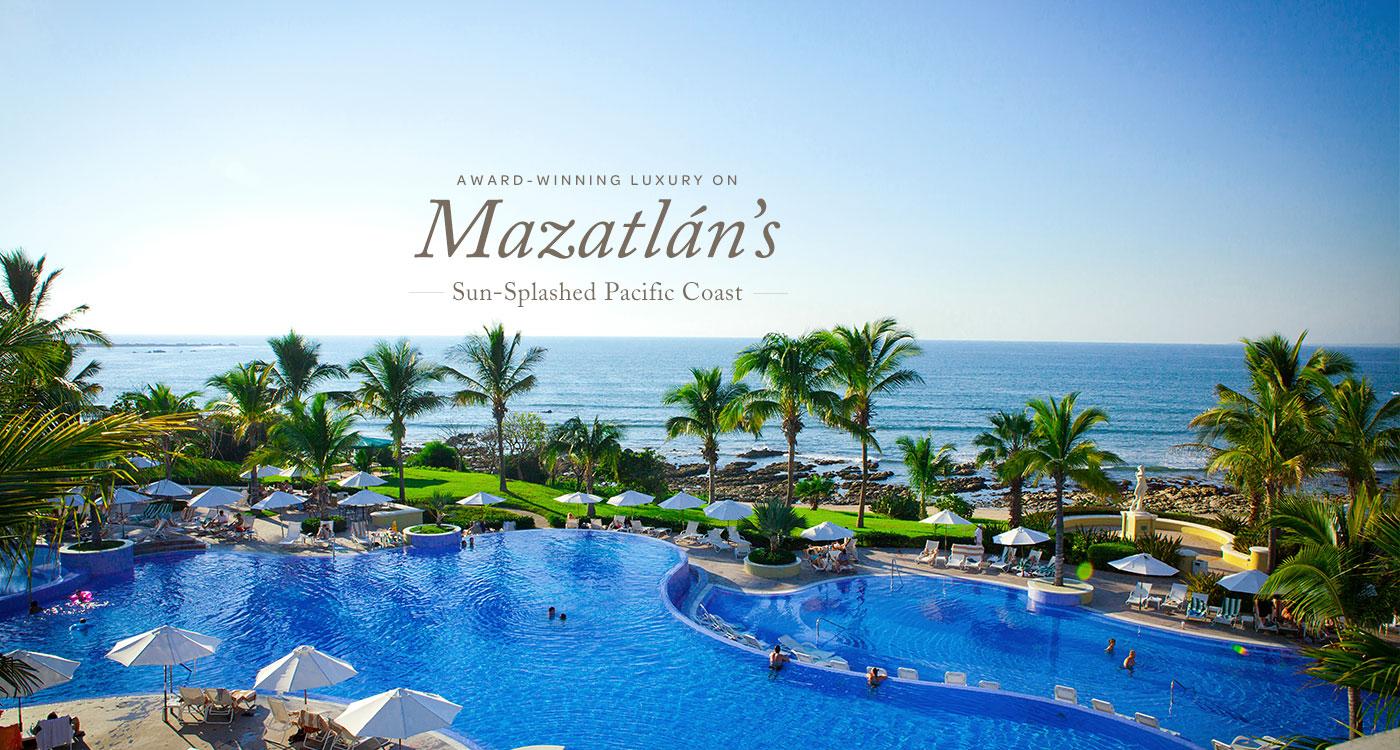 Pueblo Bonito Emerald Bay Mazatlán Hotel Resort Spa
