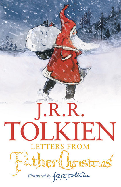 Book Details : Letters from Father Christmas - J. R. R ...