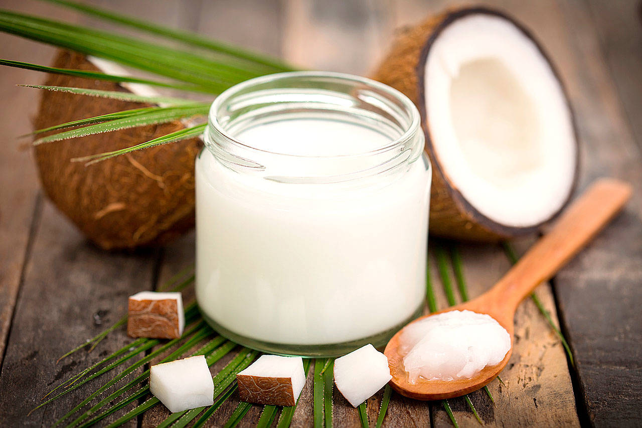 Harvard professor calls coconut oil 'pure poison' in viral talk | HeraldNet.com