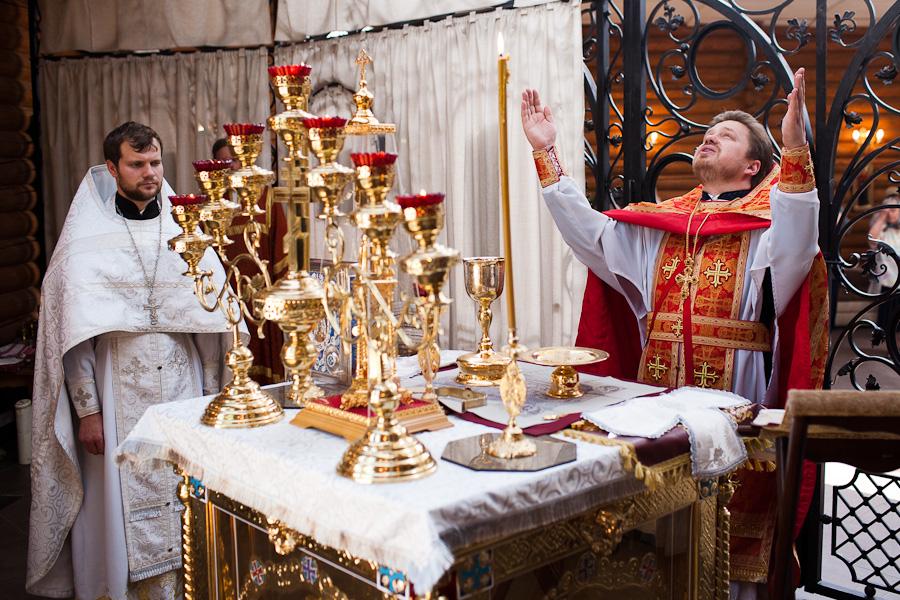 Eucharistic Canon: Anaphora - The Catalog of Good Deeds