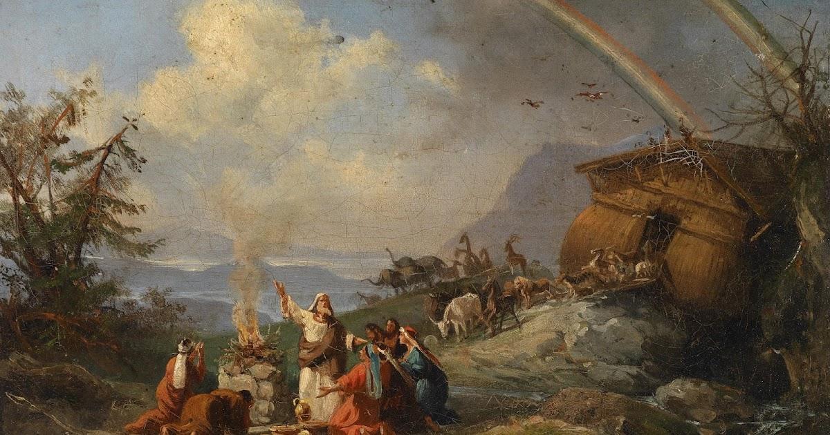 Happy Catholic*: Genesis Notes: Covenant Renewed