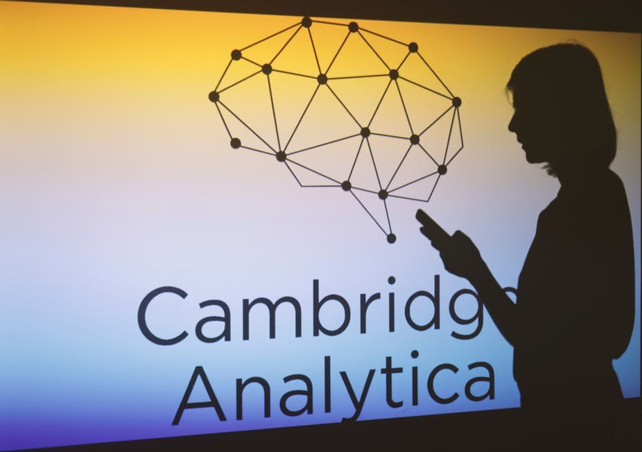 "Fresh Cambridge Analytica leak 'shows global manipulation is out of control' – More than 100,000 documents relating to work in 68 countries that will lay bare the global infrastructure of an operation used to manipulate voters on ""an industrial scale"" – a dystopian approach to mass mind control?…"