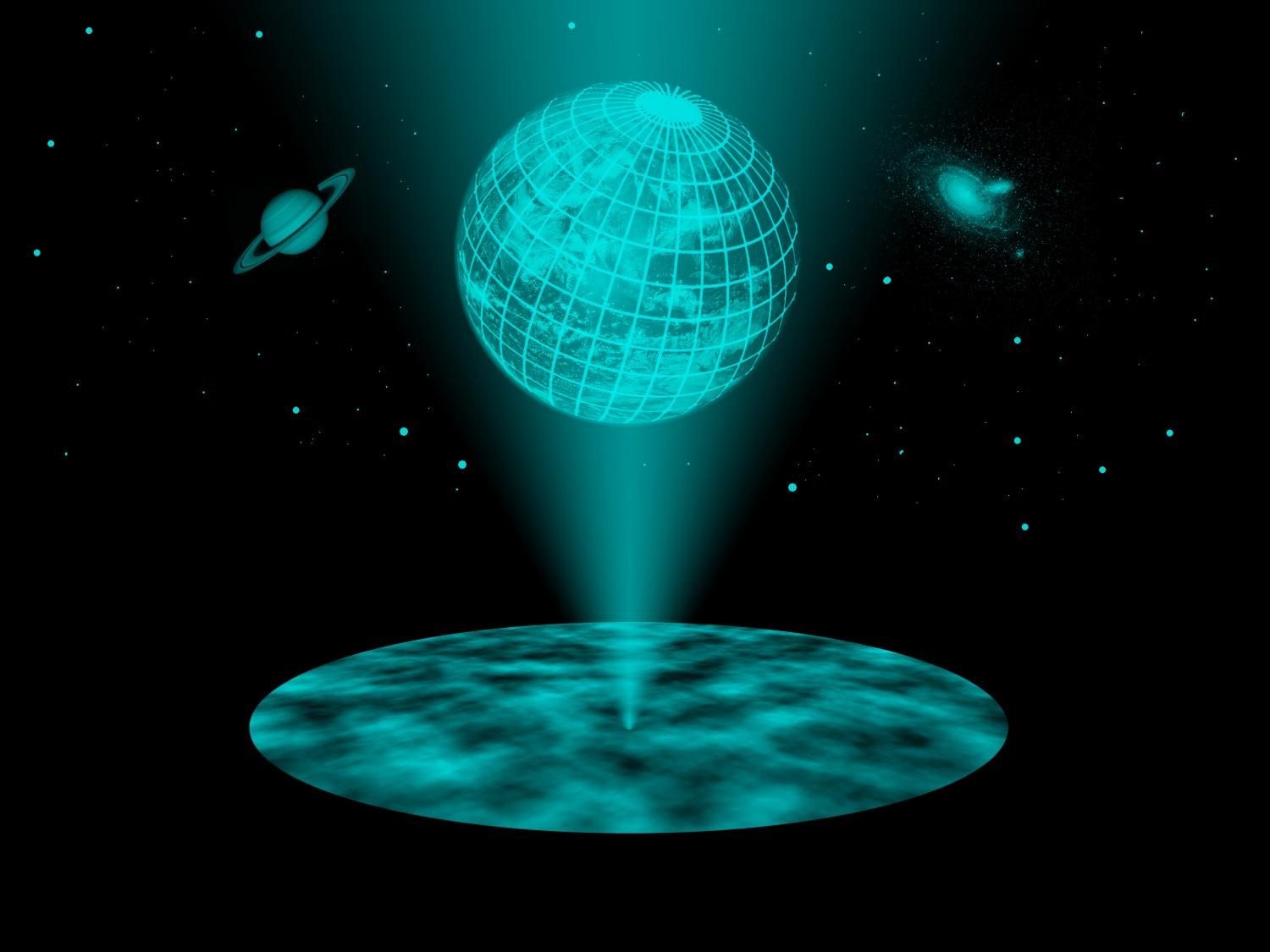 Is the universe a hologram?