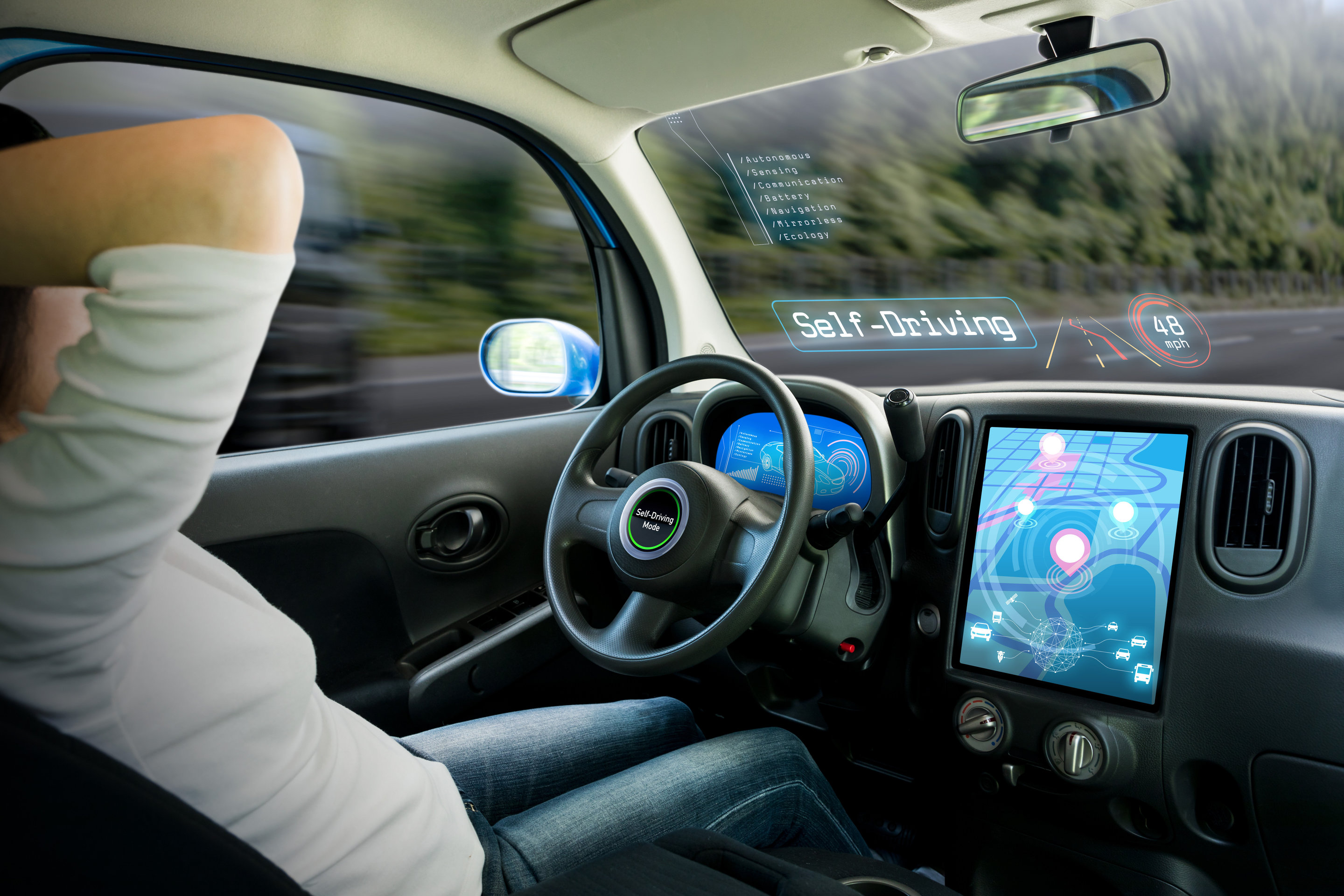 Driverless cars could create new jobs in a welcome boost ...