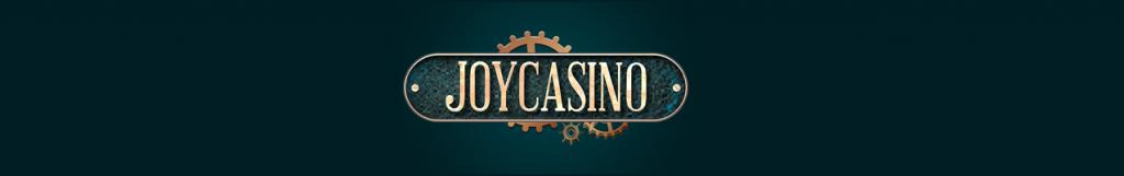 Логотип официального сайта Джойказино