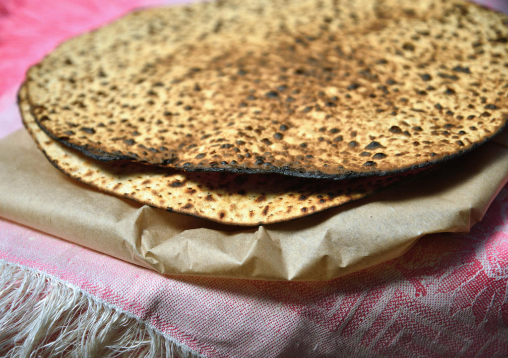 Between the Ears: The Evolution Of Matzoh