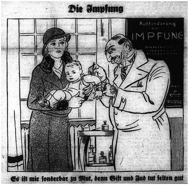 German Propaganda Archive: Julius Streicher and Vaccinations