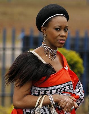First Ladies Duniani: Queen Inkhosikati LaNgangaza