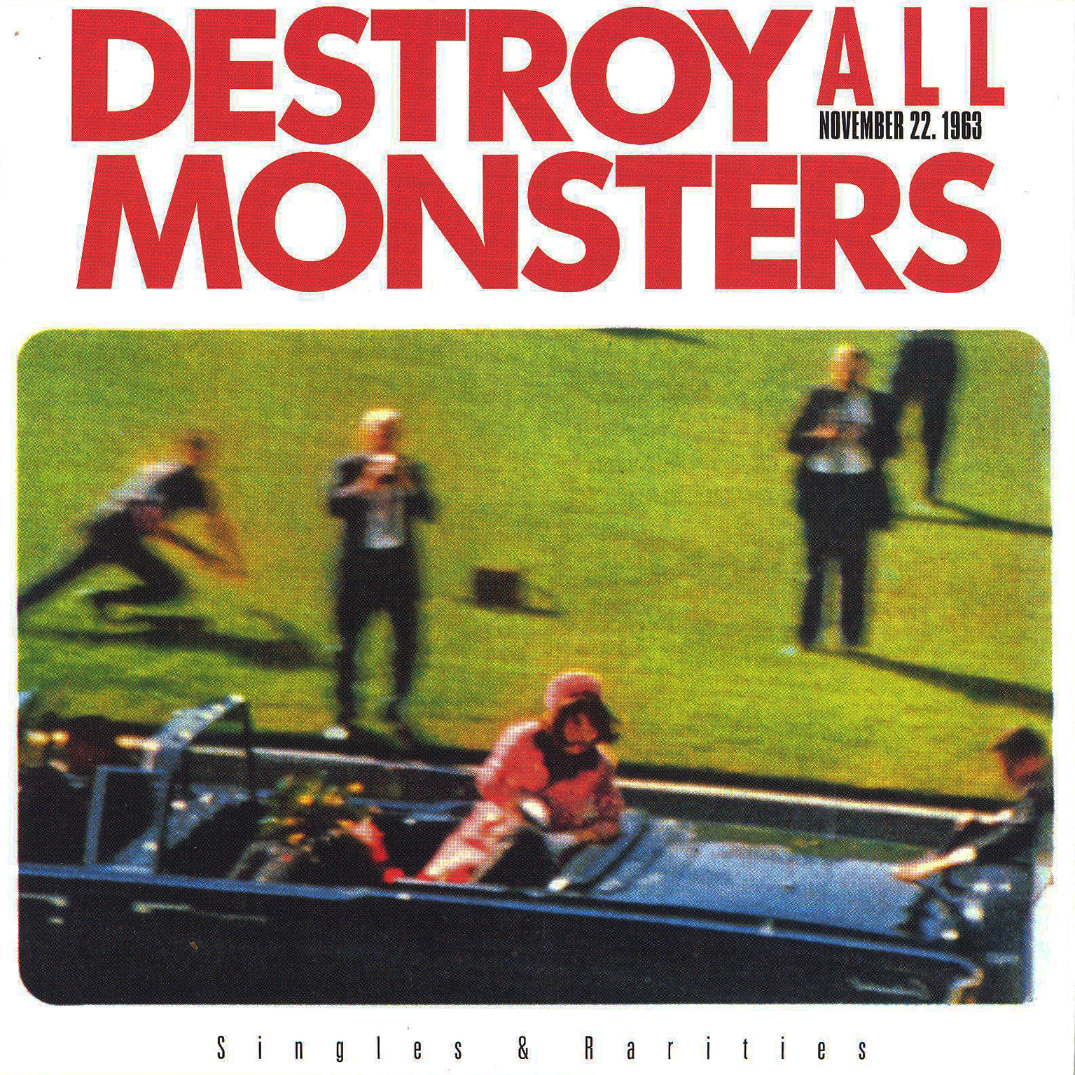 Japan (Papersleeve) Mini LP CDs : Destroy All Monsters ...