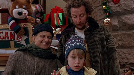 A TRIP DOWN MEMORY LANE: RECENTLY VIEWED: HOME ALONE 2