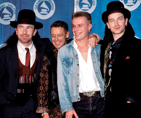 U2 Sombras e Árvores Altas - Blog: Os prêmios Grammy pelo ...