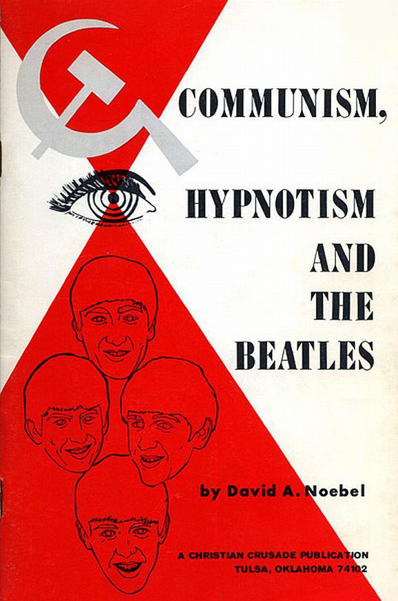 The Monkey Buddha: Communism, Hypnotism, and The Beatles