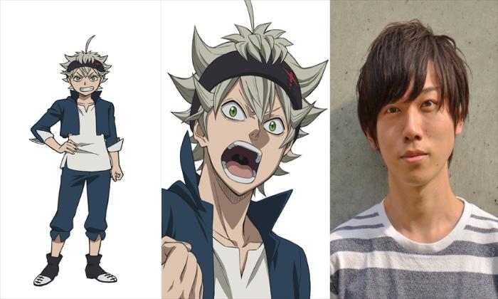 'Black Clover' Star 'Kajiwara Gakuto' Makes Debut as Singer With Anime's Next Ending Theme