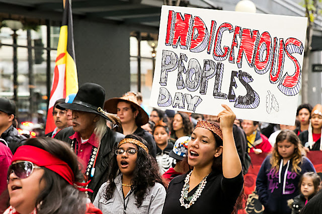 ... 25 Cities Abolish Columbus Day and Adopt Indigenous People Day Instead