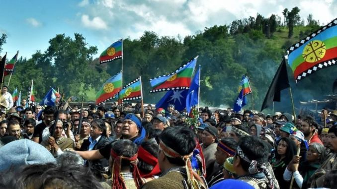 Mapuche resistance in Chile intensifies in... - Fuck Yeah ...