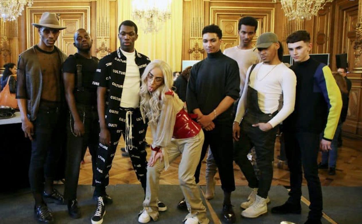 Instant de transcendance culturelle à la Mairie de Paris ...